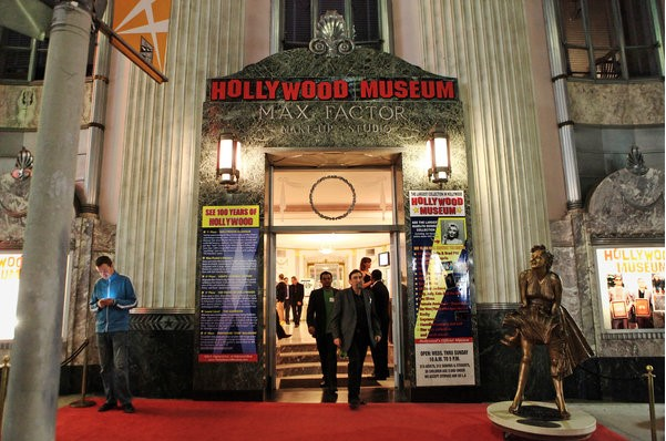 Plan Your Special Event At The Museum The Hollywood Museum