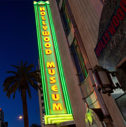 the hollywood museum your day in hollywood starts at the