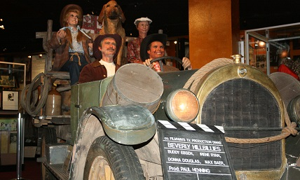 The Beverly Hillbillies Truck, Hollywood Museum